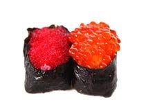 Traditional sushi Stock Image