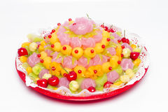 Traditional Sweet Dessert. Royalty Free Stock Photography