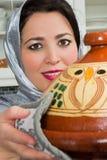 Traditional tajine dish Stock Photography