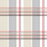 Traditional tartan. Retro textile collection. Royalty Free Stock Images