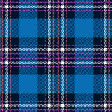 Traditional tartan. Retro textile collection. Royalty Free Stock Photos
