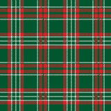 Traditional tartan seamless pattern Royalty Free Stock Photo