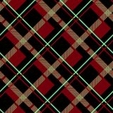 Traditional tartan. Seamless Scottish plaid checkered vector pattern. Retro textile collection. eps10. Traditional tartan. Seamless Scottish plaid checkered stock illustration