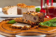 Traditional tasty pate. Stock Photography