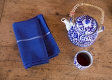 Traditional tea Royalty Free Stock Photos
