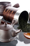 Traditional tea ceremony Royalty Free Stock Photo