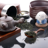Traditional tea ceremony Royalty Free Stock Image