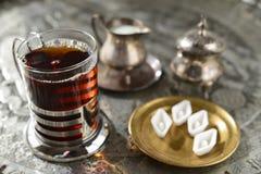Traditional tea Stock Photo