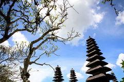 Traditional temple in Bali Stock Photography