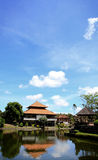 Traditional temple in Bali Royalty Free Stock Images