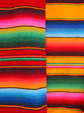 Traditional Textile. S woven by Maya Indians, Mexico Royalty Free Stock Photography