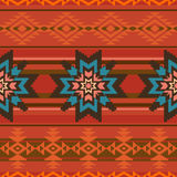 Traditional textile pattern in ethnic style Stock Photography