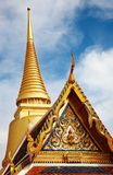 Traditional Thai architecture stock images