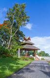Traditional thai architecture Royalty Free Stock Images