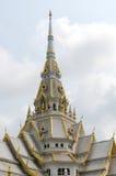 Traditional Thai architecture Stock Photo