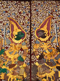 Traditional Thai art/paintings Royalty Free Stock Images
