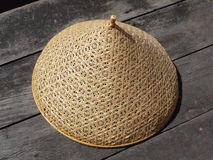 Traditional Thai basketwork - mesh food cover Royalty Free Stock Photography