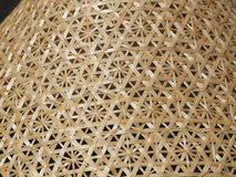 Traditional Thai basketwork - mesh food cover Stock Photo