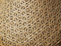 Traditional Thai basketwork - mesh food cover Royalty Free Stock Photo