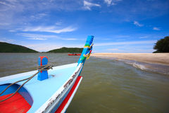 Traditional Thai  boat Stock Photography