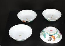 Ceramic ware of Thailand stock photo