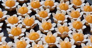 Traditional thai dessert Stock Photos