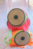 Traditional Thai Drum Stock Photography