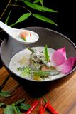 Traditional thai green curry Royalty Free Stock Photography