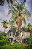 Traditional thai house Royalty Free Stock Photography
