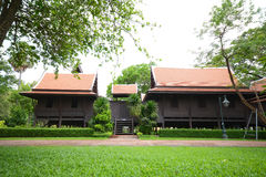 Traditional Thai House Stock Photography