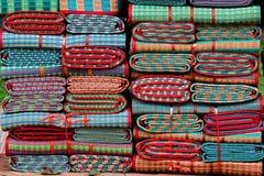 Traditional Thai mat Stock Photos