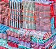 Traditional Thai mat Royalty Free Stock Photo