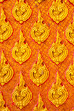Traditional Thai Pattern royalty free stock photos