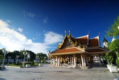 Traditional Thai pavilion Royalty Free Stock Photo