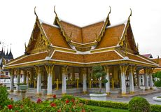 Traditional Thai pavilion Royalty Free Stock Photos