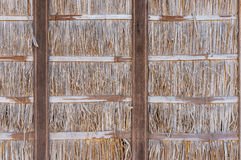 Traditional Thai Roof Stock Images