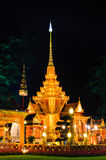 Traditional Thai Royal Crematorium Royalty Free Stock Photos