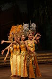 Traditional Thai show in Nongnooch Garden in Pattaya, Thailand Stock Photos