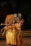 Traditional Thai show in Nongnooch Garden in Pattaya, Thailand Stock Photos
