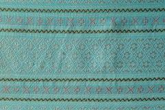 Traditional Thai silk cloth Stock Photo