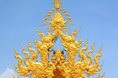 Traditional Thai style Royalty Free Stock Photos