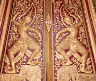 Traditional Thai style Royalty Free Stock Image