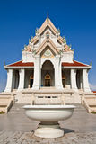 Traditional Thai style architecture Royalty Free Stock Image