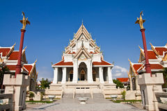 Traditional Thai style architecture Stock Photos