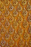 Traditional Thai style art pattern Royalty Free Stock Photography