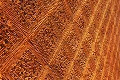 Traditional Thai style art pattern Stock Photos