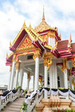 Traditional thai style crematory Royalty Free Stock Images