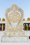 Traditional Thai style on granite Royalty Free Stock Photography