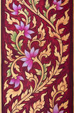 Traditional Thai style painting art Stock Photography