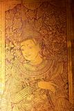 Traditional Thai style painting art Stock Images